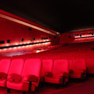Les luminaires muraux en pellicule seront bientôt remplacés par un éclairage magnifique.
