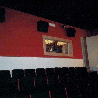 Le cinéma est maintenant opérationnel à 100 %